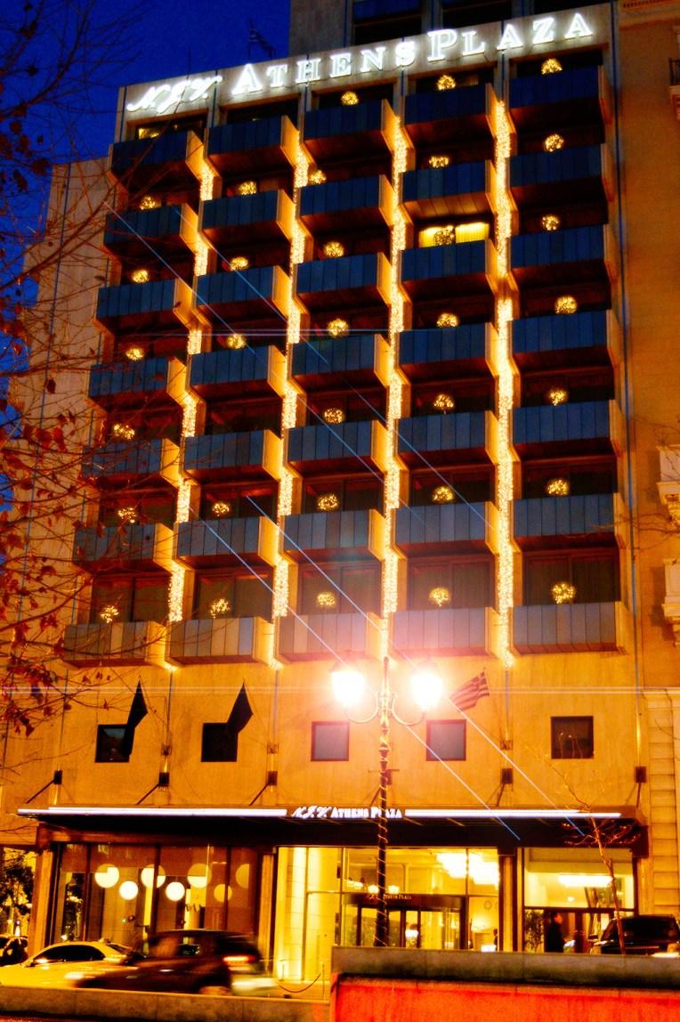 Athens Plaza - Syntagma Greece [Hotel Photography]-001